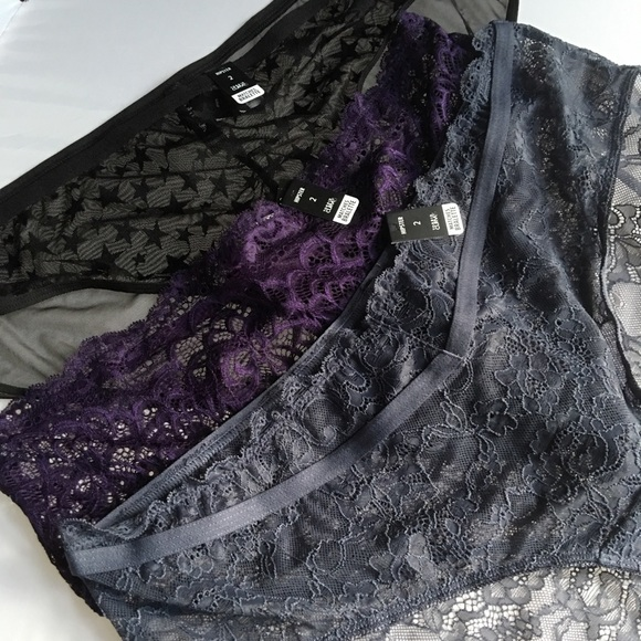 torrid Other - Nwt 3 Pairs Torrid size 2 Hipster Panties Sexy